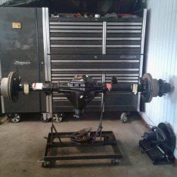 Rebuilt Dodge 3500 Axle