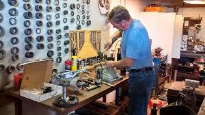 Axle Rebuilding Process