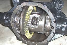 Chevrolet Differential Clutch