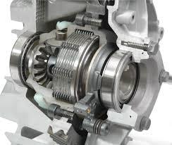 Hydraulic Locking differential