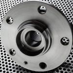 wheel bearing hub & seal